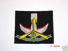 25TH SOUTH AFRICAN AIR FORCE BLAZER BADGE,
