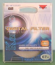 KENKO DIGITAL FILTER 67mm  MC SKYLIGHT HIGH QUALITY PER NIKON CANON