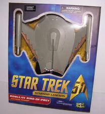 Star Trek Diamond Select Romulan Bird of Prey Art Asylum