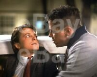 Back To The Future (1985) Michael J Fox, Thomas F Wilson 10x8 Photo