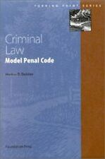 Criminal Law: Model Penal Code (Turning Point Series) (Turning Point (Foundation