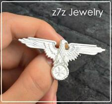 Imperial Eagle Badge - german waffen federal emblem jacket cap insignia pin z7qq