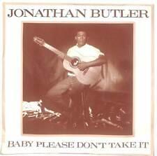 "Jonathan Butler - Baby Please Don't Take It - 7"" Vinyl Record Single"