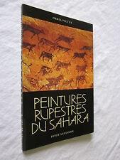 PEINTURES RUPESTRES DU SAHARA ORBIS PICTUS 49