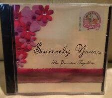 The PRINCETON TIGERLILIES - Sincerely Yours CD University A-cappella New