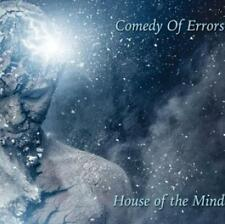 COMEDY OF ERRORS -- HOUSE OF THE MIND SEALED  JUNE 2017 DIGIPAK CD