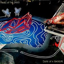 PANIC! AT THE DISCO - DEATH OF A BACHELOR NEW CD FREE SHIPPING!!