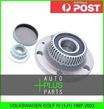 Fits VOLKSWAGEN GOLF IV (1J1) 1997-2003 - Rear Wheel Bearing Hub