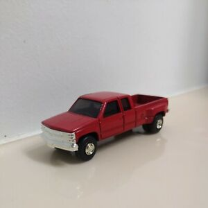 1/64 Ertl GMC 3500 Extended Cab Dually Pickup Truck