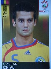 Panini 319 Cristian Chivu Rumänien UEFA Euro 2008 Austria - Switzerland