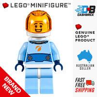 Genuine LEGO® Minifigures - NEW Man, Guy Chinese Toy Vendor Minifigure