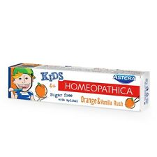 Dentifrice astera Homeopathica Enfants 4 50 ML