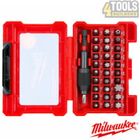 Milwaukee 4932471586 32 Piece Shockwave Impact Screwdriver Bit Set
