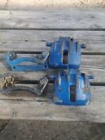 MG ZS 180 2.5 Front Brakes