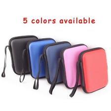 """Carry 2.5"""" inch SATA HDD Hard Disk Drive External Enclosure Case for PC 6A"""