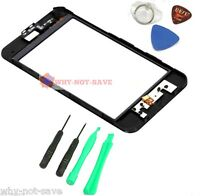 GLASS SCREEN DIGITIZER with frame REPLACEMENT for IPOD TOUCH 3RD gen 3g 3 A1318