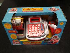 Brand New Child's Play And Pretend Cash Register
