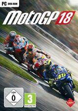 Motogp 18 PC!!! nuevo + embalaje orig.!!!