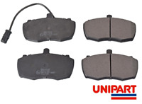 For LDV - Convoy / 200 / 400 1986-2009 Front Brake Pads Set Unipart