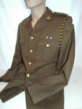 "THE LOGISTICS REGIMENT NO2 FAD DRESS JACKET - Chest: 38"" , British Army Issue"