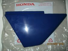 Honda Fourtrax 300 Side Cover Kick Start Starter Cover Blue