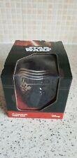 Star Wars 3D character money box. Storm trooper helmet in black ceramic. Boxed