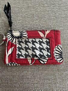 vera bradley coin change purse