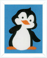 1x Long Stitch Kit Penguin Sewing Craft Tool Hobby Art UK 5782 Bulk Filoro