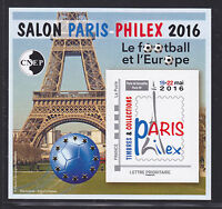 BLOC CNEP N° 72 ** MNH,  SALON PARIS PHILEX 2016, TB