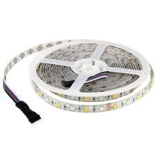 SUPERNIGHT® 5050 SMD RGBWW 5M 300Leds RGB+Warm White Waterproof LED Strip Lights