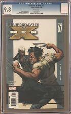 Ultimate X-Men #67 CGC 9.8