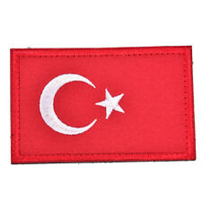 turkish flag embroideredbadge military tactical backpack cap patches armband TDO