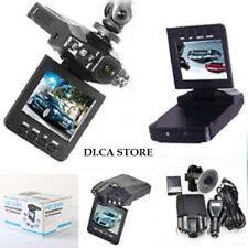 TELECAMERA VIDEOCAMERA VIDEO CAMERA DVR FULL HD PER AUTO 1080 MONITOR 2.4