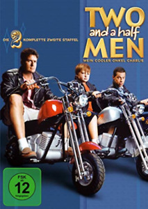 TWO AND A HALF MEN: STAFFEL 2 - (GERMAN IMPORT) (US IMPORT) DVD NEW
