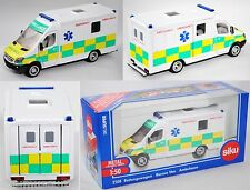 Siku 2108 00600 Mercedes-Benz Sprinter II Rettungswagen EMERGENCY AMBULANCE 1:50