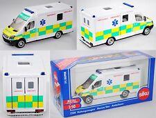 Siku 2108 00600 MERCEDES-BENZ SPRINTER II ambulanze a Emergency Ambulance 1:50