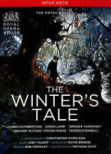 The Winter's Tale (The Royal Ballet) (DVD, 2015)
