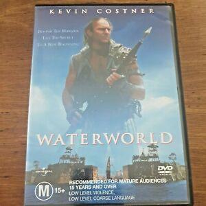 Waterworld DVD Kevin Costner R4 Like New! – FREE POST