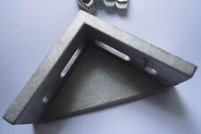 100 pcs 2028 corner Bracket fittings Industrial Aluminum Corner Brasket