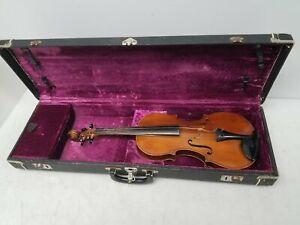 4/4 Copy of Stradivarius for Slingerland's School Chicago Parts/Repair w/Case