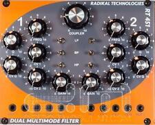 Radikal Technologies RT-451 : Eurorack Filter Module : NEW : [DETROIT MODULAR]