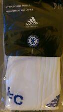 Chelsea 2008-2009 Casa calcetines Adidas BNWT (uk 8.5 - 10)