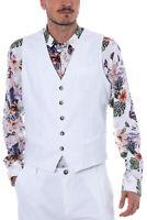 Hydra clothing Gilet elegante uomo panciotto 6007