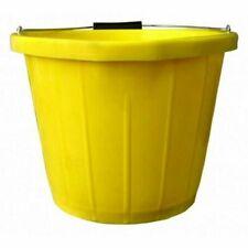 Set of 3 - Purple - 20l Flexi Tub - Storage Bucket - Ideal for Home Garden