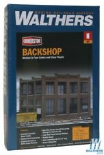 N Walthers Cornerstone kit 933-3227 * Backshop