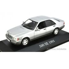Mercedes Benz 500 SE 1991 1:43 Ixo Altaya Diecast Coche