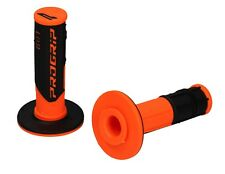 Pro Grip 801 Double Densité Poignées jour Brille Orange/noir