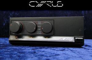 Verstärker CYRUS ONE - Vintage MISSION Electronics Stereo Power Amplifier