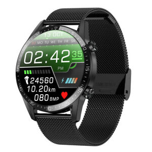 Sports Smart Watch ECG Body Temperature Heart Rate Waterproof IP68 Wristwatch