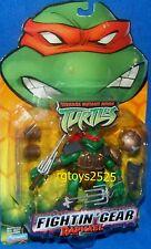 Teenage Mutant Ninja Turtles Raph RAPHAEL New Fightin Gear Factory Sealed 2004